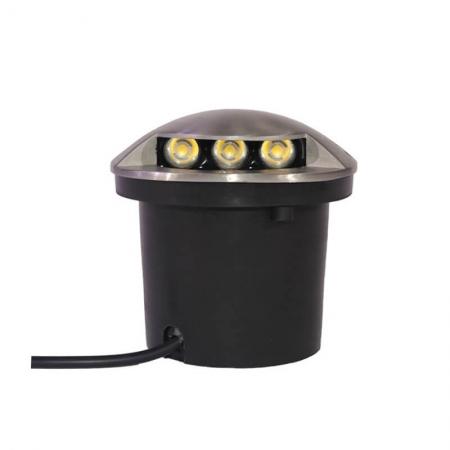 12V AC85-265V Stainless Steel LED Inground Well Lights For Outdoor Landscape